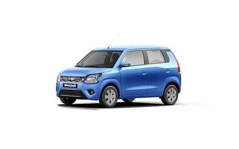 Maruti Wagon R - Front Side