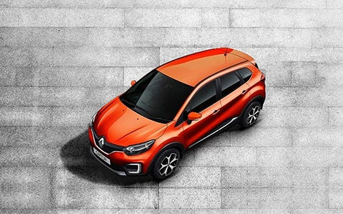 Renault Captur - Front Side