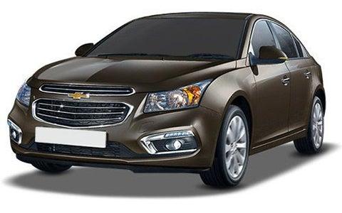 Chevrolet Cruze - Front Side