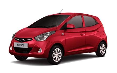 Hyundai EON - Front Side