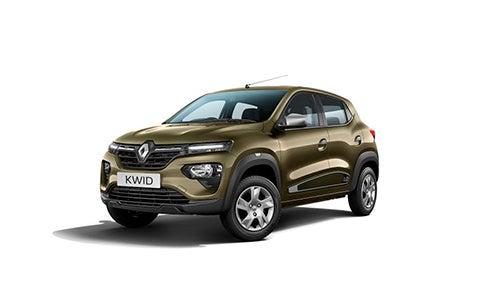 Renault KWID - Front Side