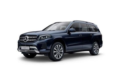 Mercedes-Benz GLS - Front Side