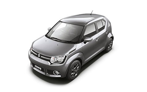 Maruti Ignis - Front Side