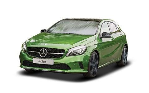 Mercedes-Benz A-Class - Front Side