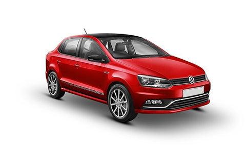 Volkswagen Ameo - Front Side