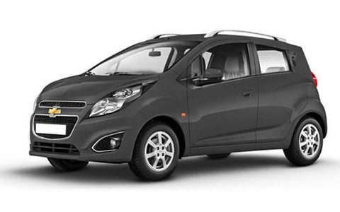 Chevrolet Beat - Front Side