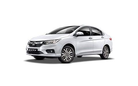 Honda City - Front Side