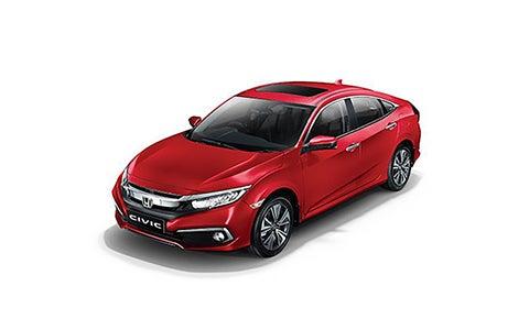 Honda Civic - Front Side