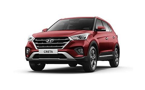 Hyundai Creta - Front Side