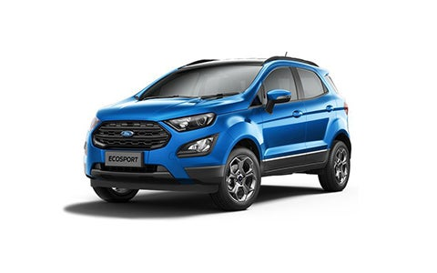 Ford EcoSport - Front Side