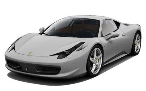 Ferrari 458 Italia Service Cost Maintenance Charges
