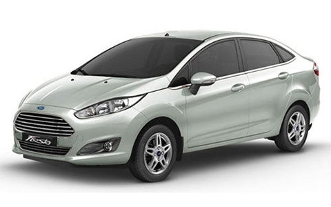 Ford Fiesta - Front Side