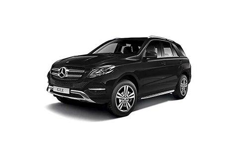 Mercedes-Benz GLE - Front Side