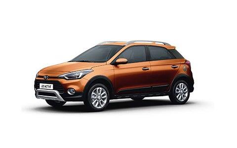 Hyundai i20 Active - Front Side
