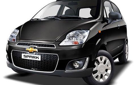 Chevrolet Spark - Front Side