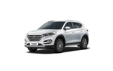 Hyundai Tucson - Front Side