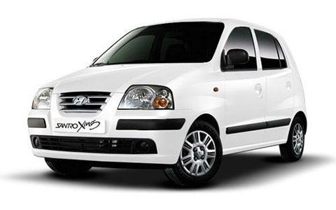 Hyundai Santro Xing - Front Side