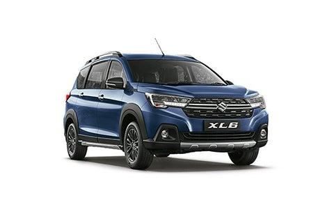 Maruti XL6 - Front Side