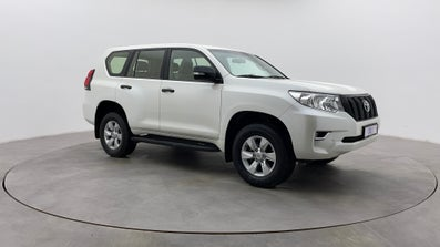 2018 Toyota Land Cruiser Prado EXR