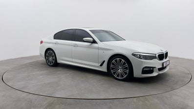 2018 BMW 5 Series null