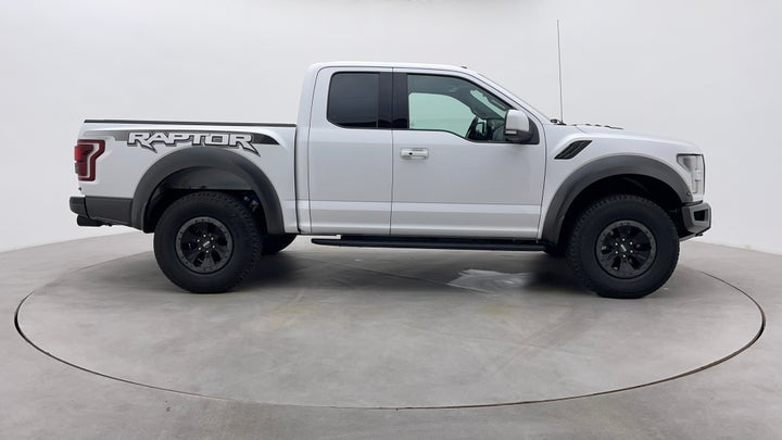 Ford F 150 RAPTOR-Right Side View