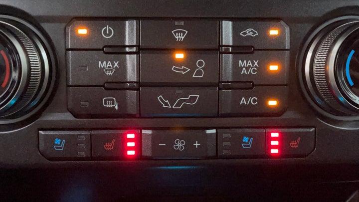 Ford F 150 RAPTOR-Heated Seats
