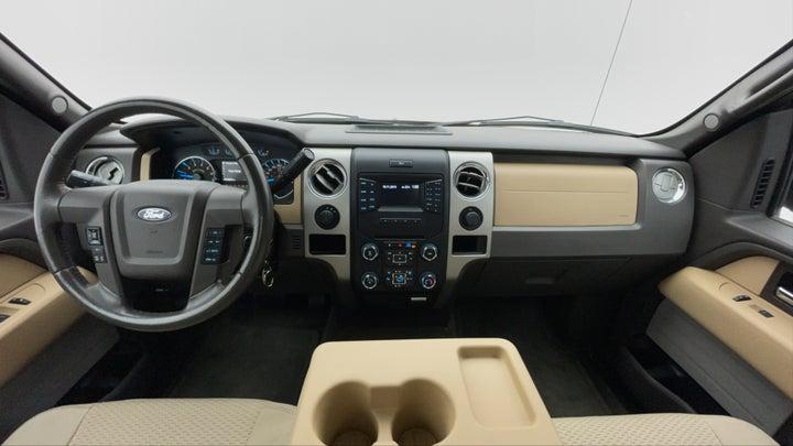 Ford F 150 RAPTOR-Dashboard View