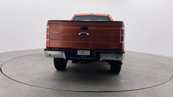 Ford F 150 RAPTOR-Back/Rear View