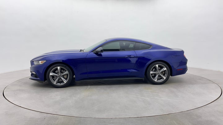 Ford Mustang-Left Side View