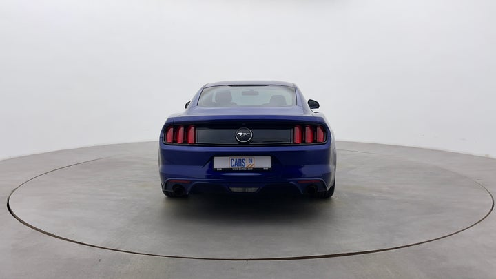 Ford Mustang-Back/Rear View