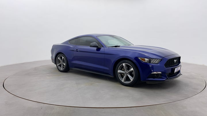 Ford Mustang-Front Left