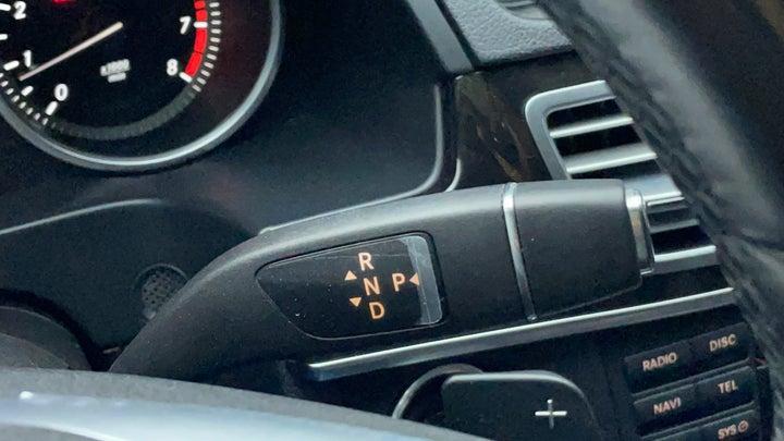 Mercedes Benz E-Class-Gear Lever