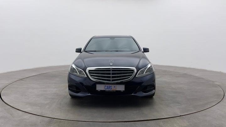 Mercedes Benz E-Class-Front View