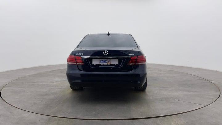 Mercedes Benz E-Class-Back/Rear View