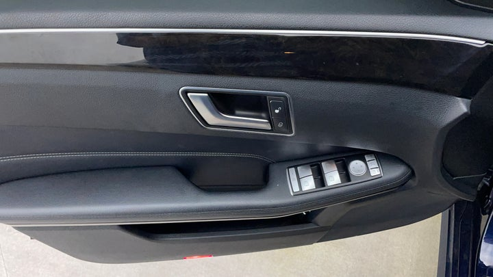 Mercedes Benz E-Class-Driver Side Door Panels Controls