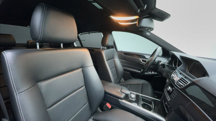 Mercedes Benz E-Class-Right Side Front Door Cabin View