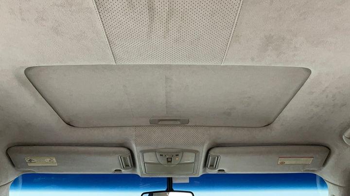 Nissan Patrol-Interior Sunroof/Moonroof