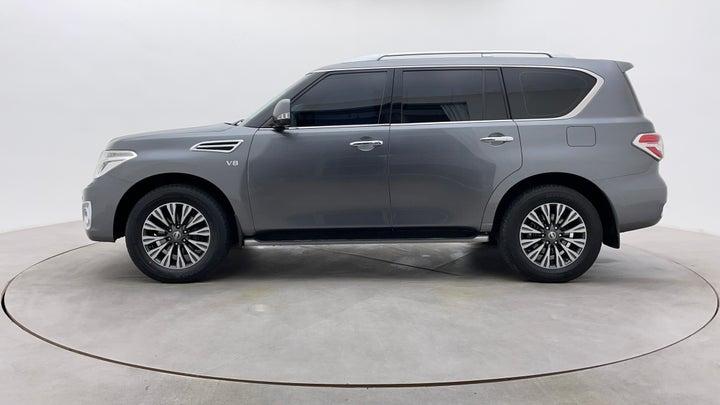 Nissan Patrol-Left Side View