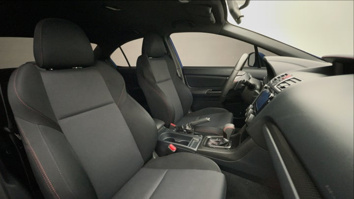 Subaru WRX-Right Side Front Door Cabin View