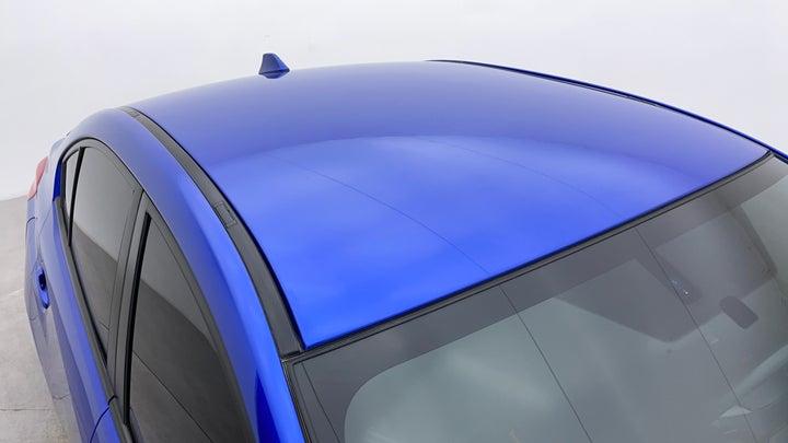 Subaru WRX-Roof/Sunroof View