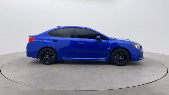 Subaru WRX-Right Side View