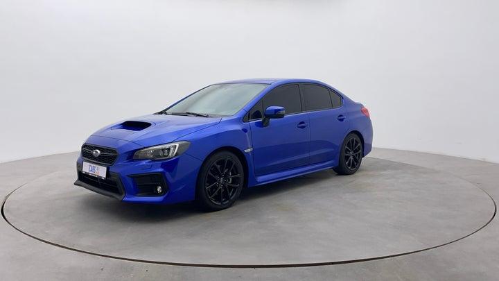 Subaru WRX-Left Front Diagonal (45- Degree) View