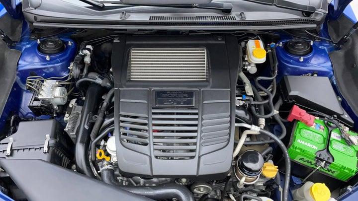 Subaru WRX-Engine Bonet View