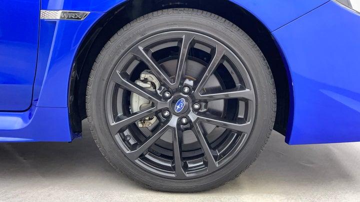 Subaru WRX-Right Front Tyre