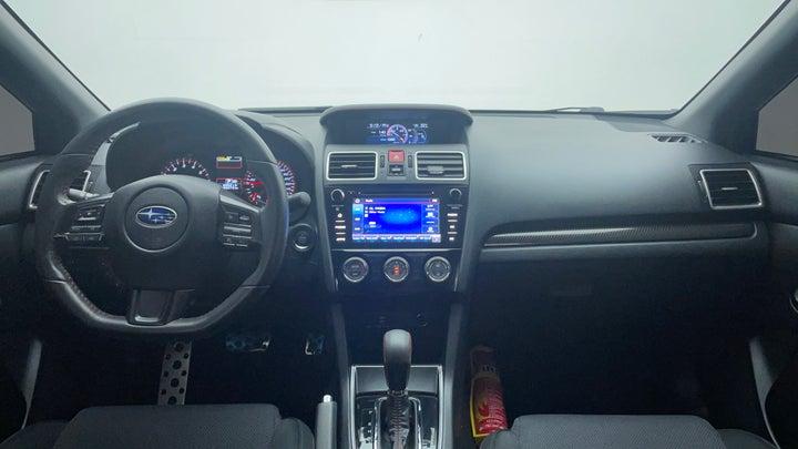 Subaru WRX-Dashboard View