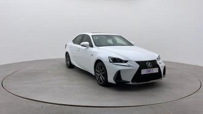 2017 Lexus IS 350 Sport