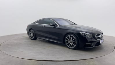 2018 Mercedes Benz S 560 Coupe