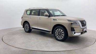 2021 Nissan Patrol Titanium