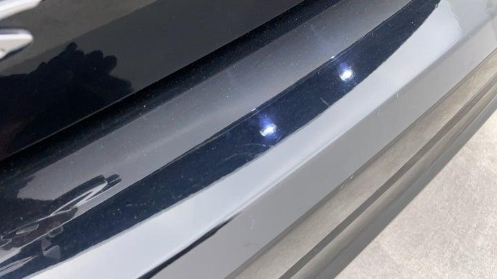 Ford Focus-Bumper  Rear Bumper Minor Scratches