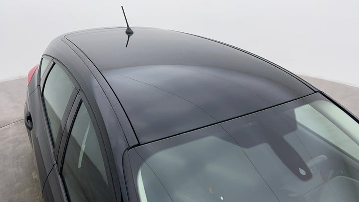 Ford Focus-Roof/Sunroof View
